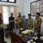 Kajati Aceh dan Kadis Syariat Islam Aceh Sepakat Perkuat Aparat Penegak Syariah Se-Aceh