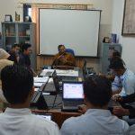 Kadis Syariat Islam Aceh membuka acara pelatihan