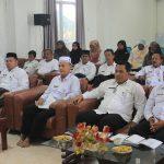 DSI Aceh Gelar Pertemuan silaturahim Bersama Pejabat Tinggi Dinas Syariat Islam Aceh