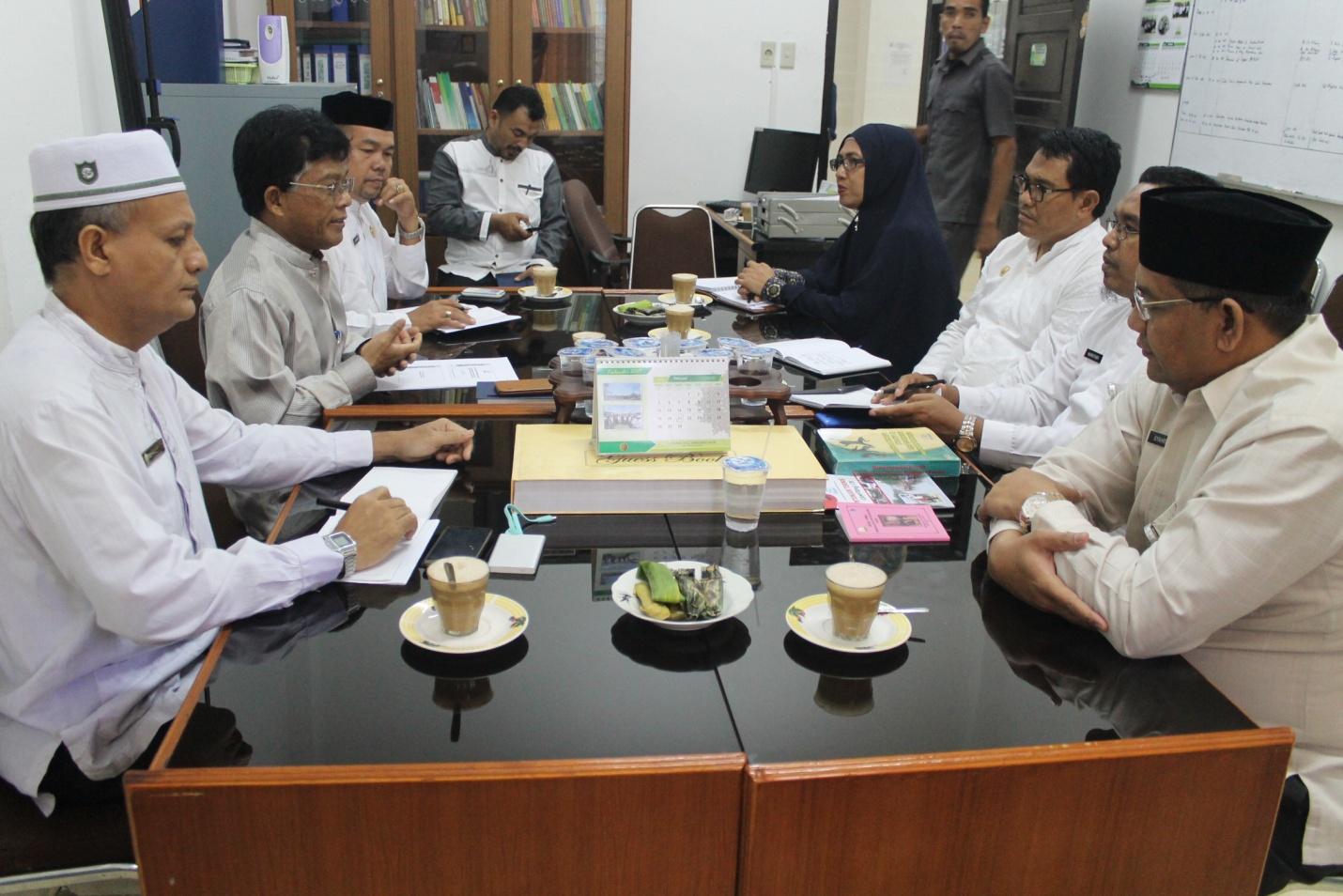 Bangun Keluarga Islami, BKKBN dan DSI Aceh Siap Komitmen