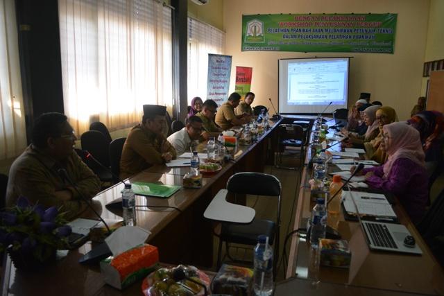 Workshop Penyusunan Pergub Pranikah