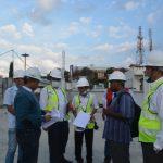 DSI Aceh Tinjau Proyek Masjid Raya Baiturrahman