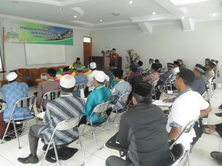 DSI Aceh Laksanakan Pembekalan Imam Masjid di Tanah Gayo