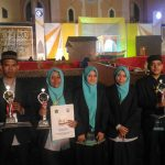 Para Juara STQN XXIV yang Membawa Harum Nama Aceh di Tarakan Kalimantan Utara