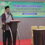 Dr Munawar A Djalil MA, Saat Membuka Acara Pemetaan Cluster SKPA
