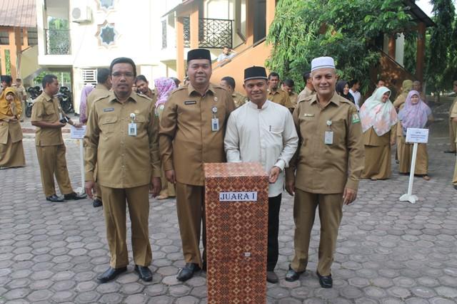 Rahmatsyah Jailani Terpilih Sebagai Pemenang Utama  Undian Doorprize