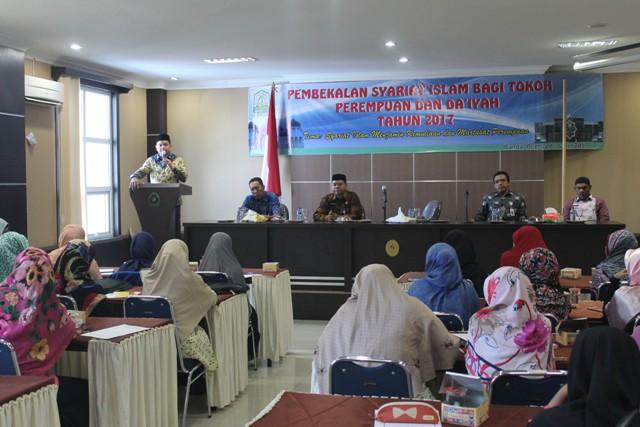 Tokoh Perempuan dan Da'iyah Menjadi Garda Terdepan Dalam Pelaksanaan Syariat Islam di Aceh
