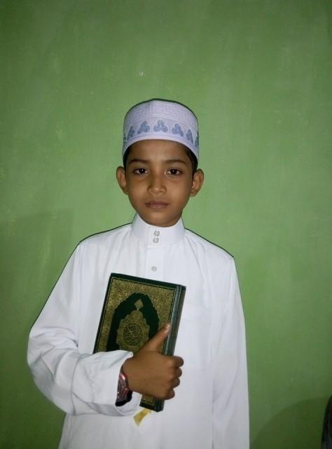 Ammar Qari cilik Tidak Mau Kalah dengan Seniornya