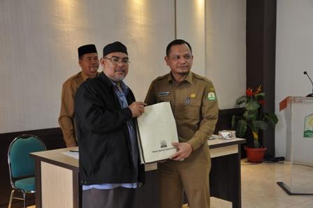 Kunjungan Majelis Masjid Nurul Iman Malaysia