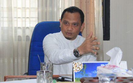 Kepala Dinas Syariat Islam Aceh Dr H Munawar A Djalil MA