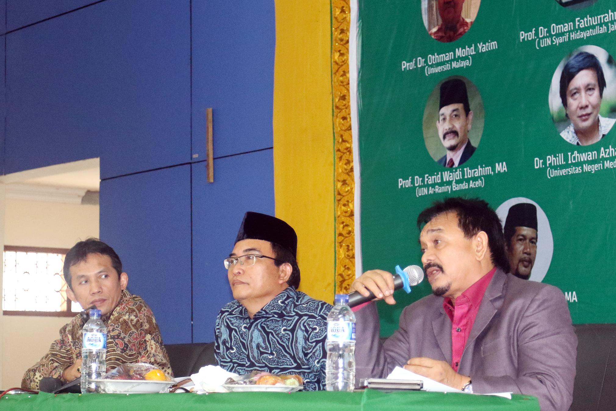 Semua sudah sepakat Aceh sebagai titik nol Islam Nusantara