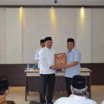 DSI Aceh Sambut Terbuka Kunjungan LPTQ Jawa Barat