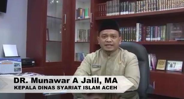 DINAS SYARIAT ISLAM ACEH – Himbauan Dinas Syariat Islam Aceh Menolak Hoax