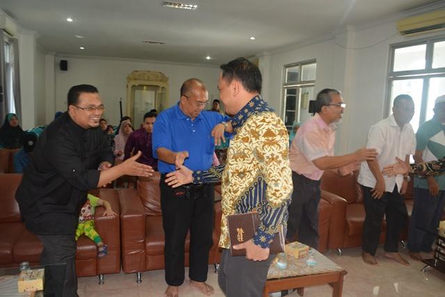 Kunjungan Rombongan Neuro Nadi Global Pengembangan Al-Quran Terbesar di Malaysia dan Muslimin Traveles KL