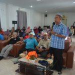 Majlis Masjid Bandar Kinrara Puchong Selangor Malaysia Berdiskusi Tentang Pelaksanaan Syariat Islam di Aceh