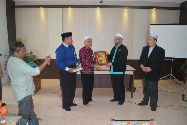 Kunjungan Tamu Majlis Tindakan DUN Chempaka, Kelantan, Malaysia