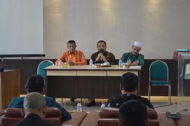 DSI Aceh Ajak Pengelola Hotel Perkuat Komitmen Penegakan Syariat Islam