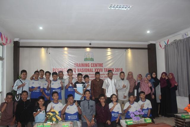 Khalifah Model School Malaysia Safari ke DSI Aceh