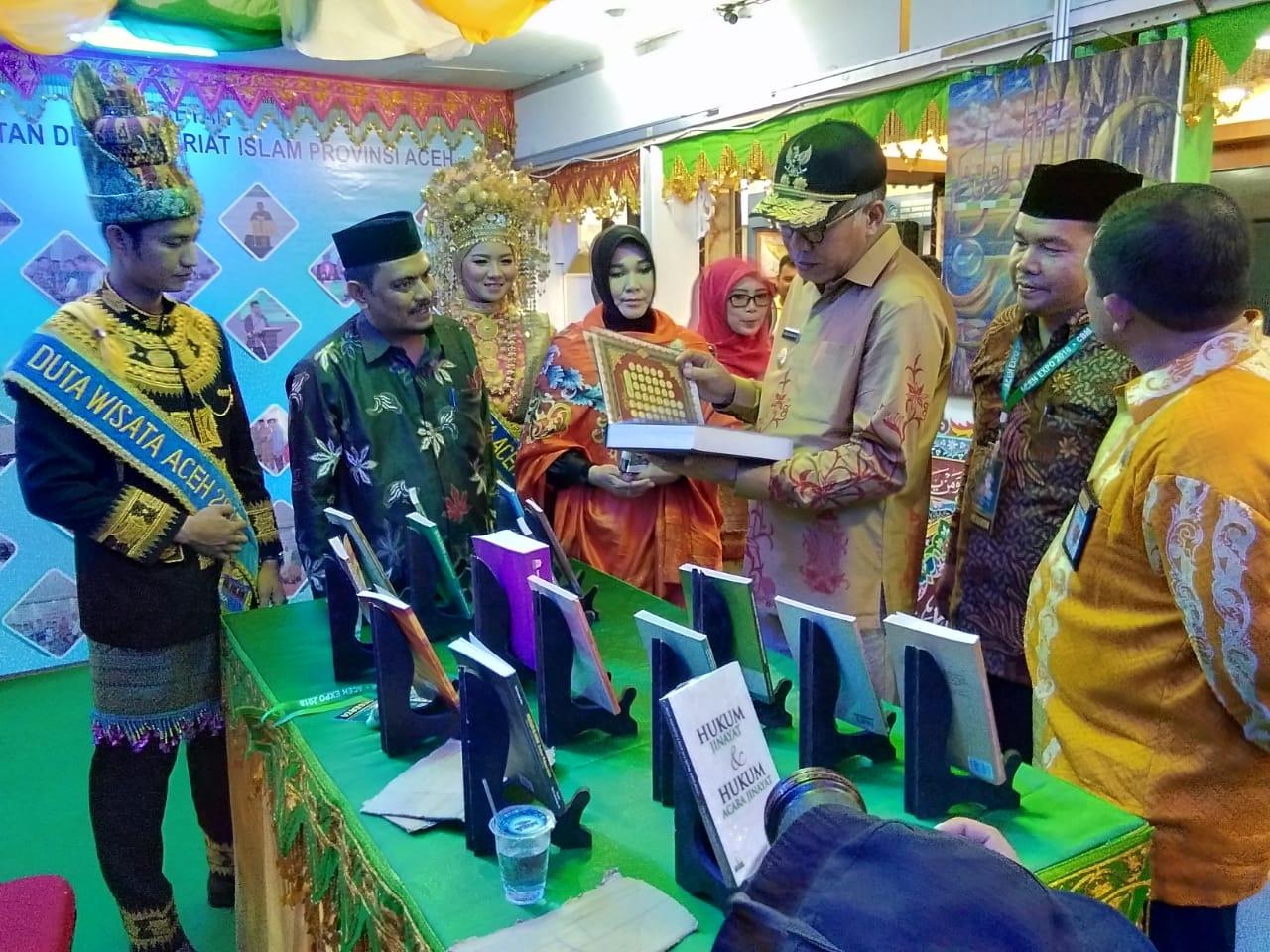 Dsi Aceh Ikut Memeriahkan Pekan Kebudayaan Aceh Ke-VII 2018