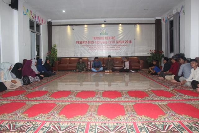 Mantapkan Persiapan MTQ, Kafilah Aceh Jalani TC Tahap II