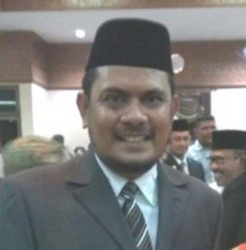 Kadis Syariat Islam Aceh Dr. EMK Alidar, S. Ag., M. Hum