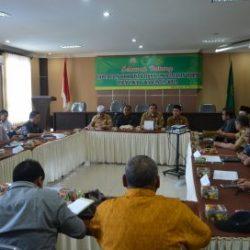 Rapat Koordinasi Teknis Itsbat Nikah