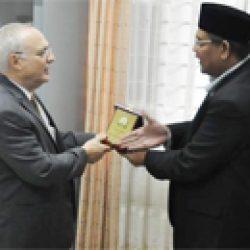 Dubes Amerika Sambangi DSI Aceh
