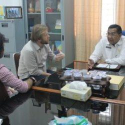 Jurnalis Jerman Kunjungi DSI Aceh