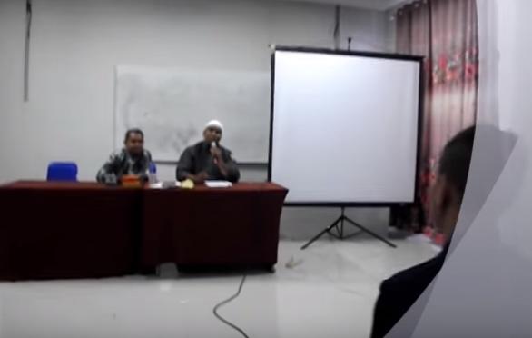 Seminar syariat islam oleh DSI Aceh